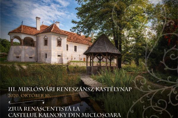 Ziua Renascentistă la Castelul Kálnoky din Micloșoara – ediția III.